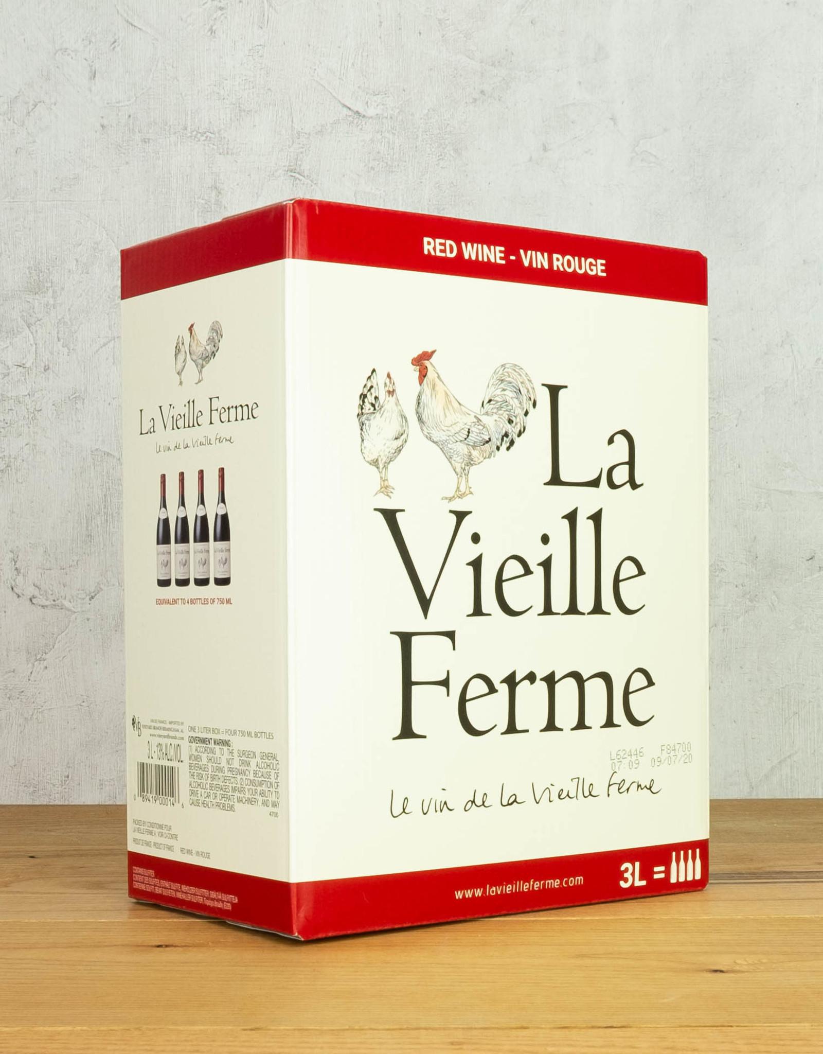La Vieille Ferme Rouge 3L