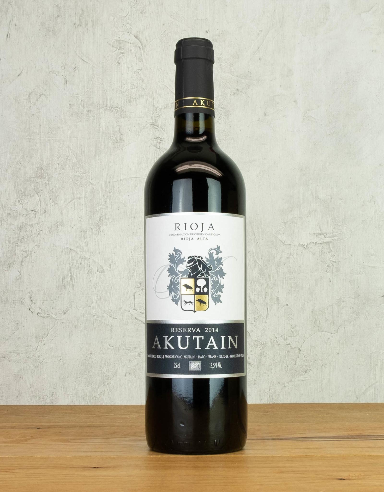 Akutain Rioja Reserva