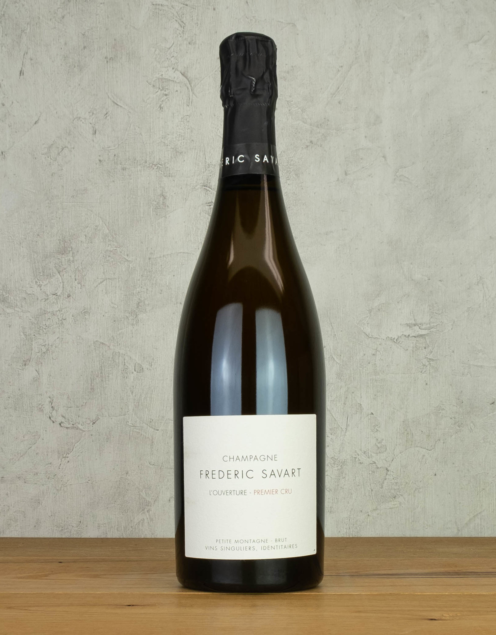 Champagne Frederic Savart L'Ouverture