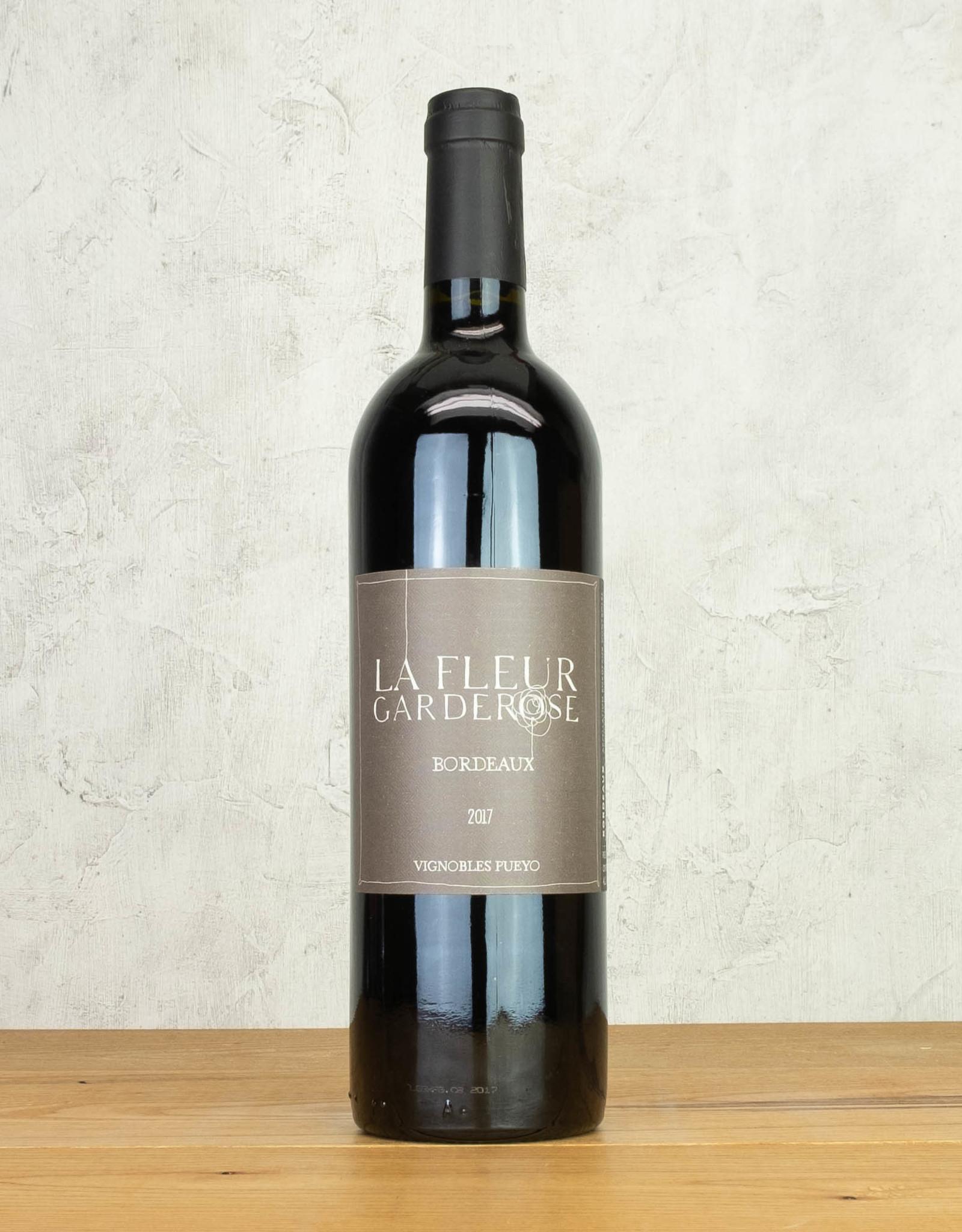 Pueyo La Fleur Garderose Bordeaux
