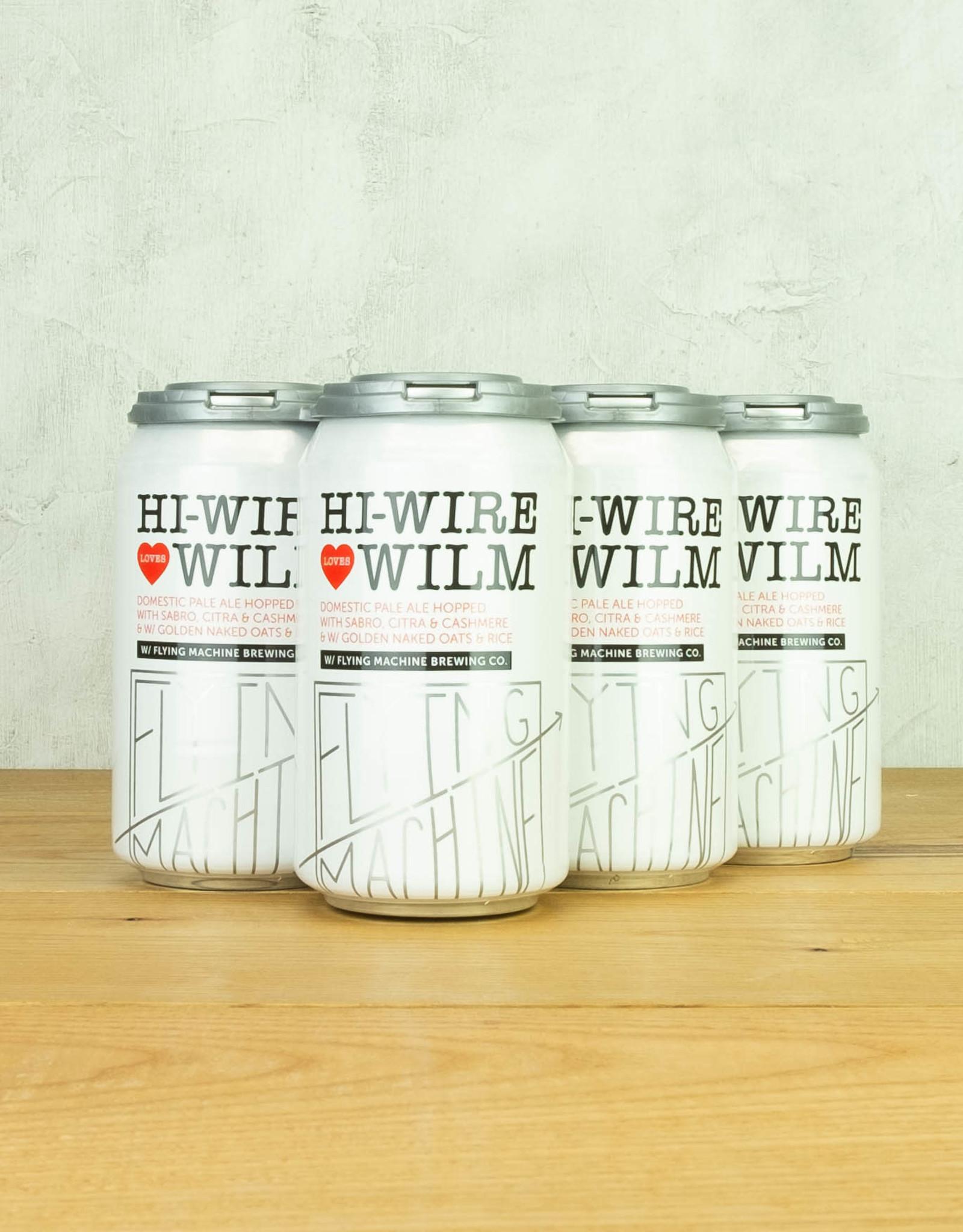 Hi-Wire w/ Flying Machine Wilm Pale 6pk