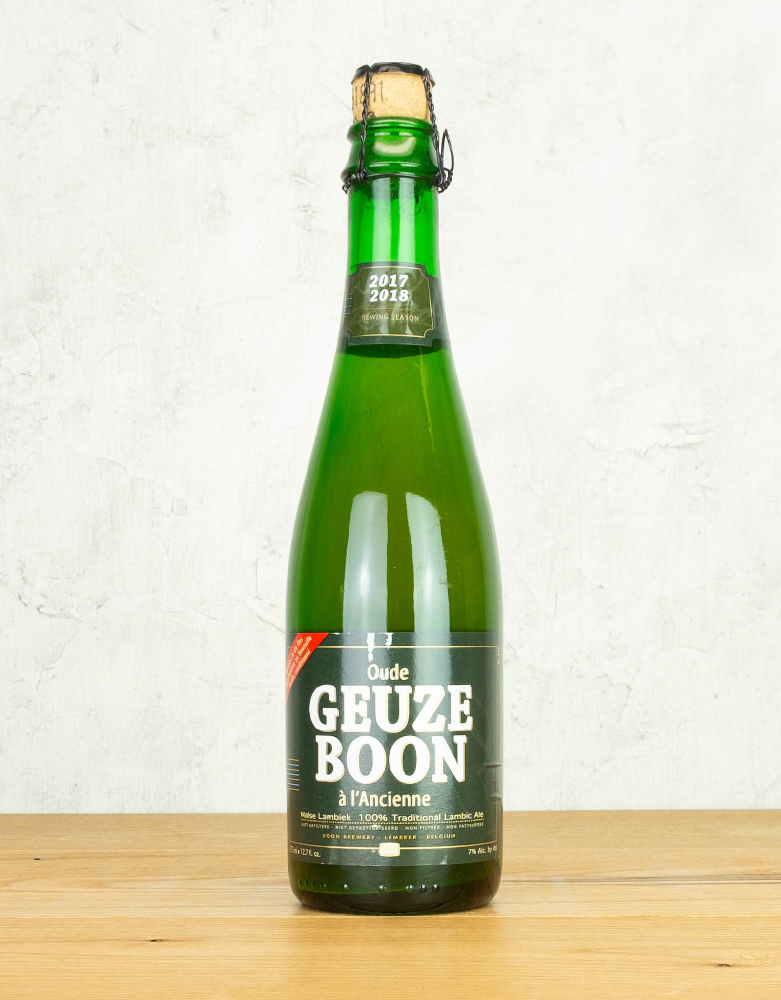 Boon Brewery Oude Geuze 375ml
