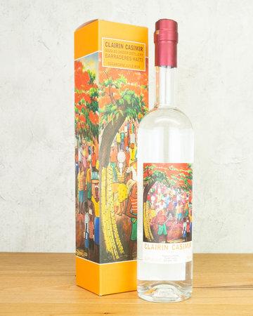 Clairin Casimir Barraderes Rum