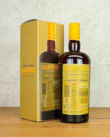 Hampden 8 Year Jamaican Rum