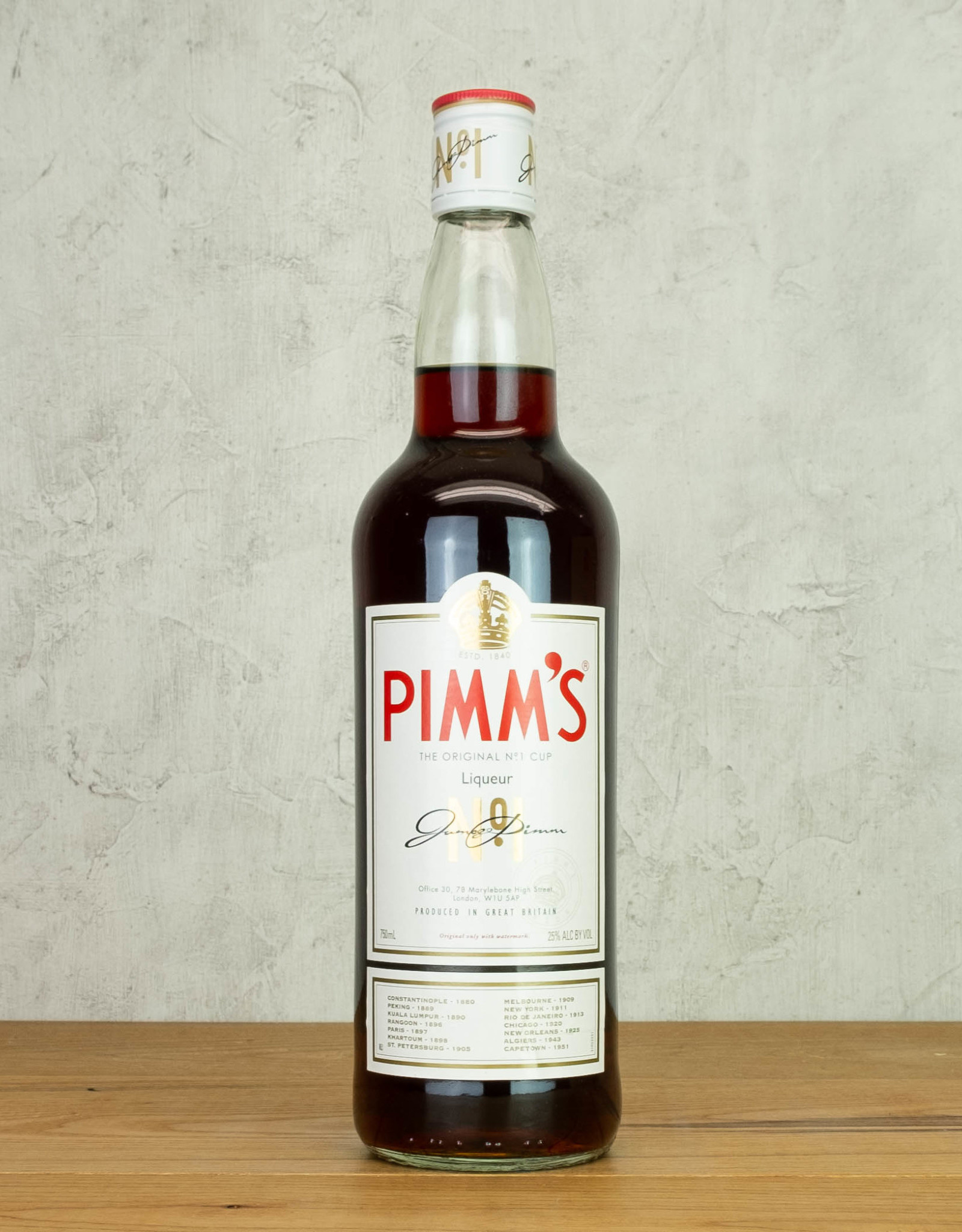 Pimms Liqueur