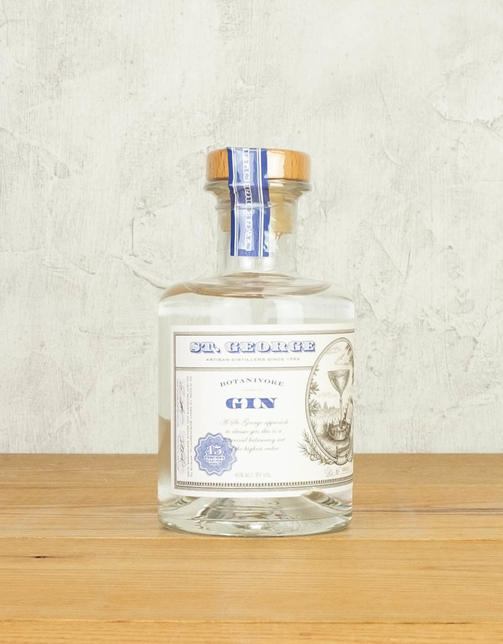 St George Botanivore Gin 200ml