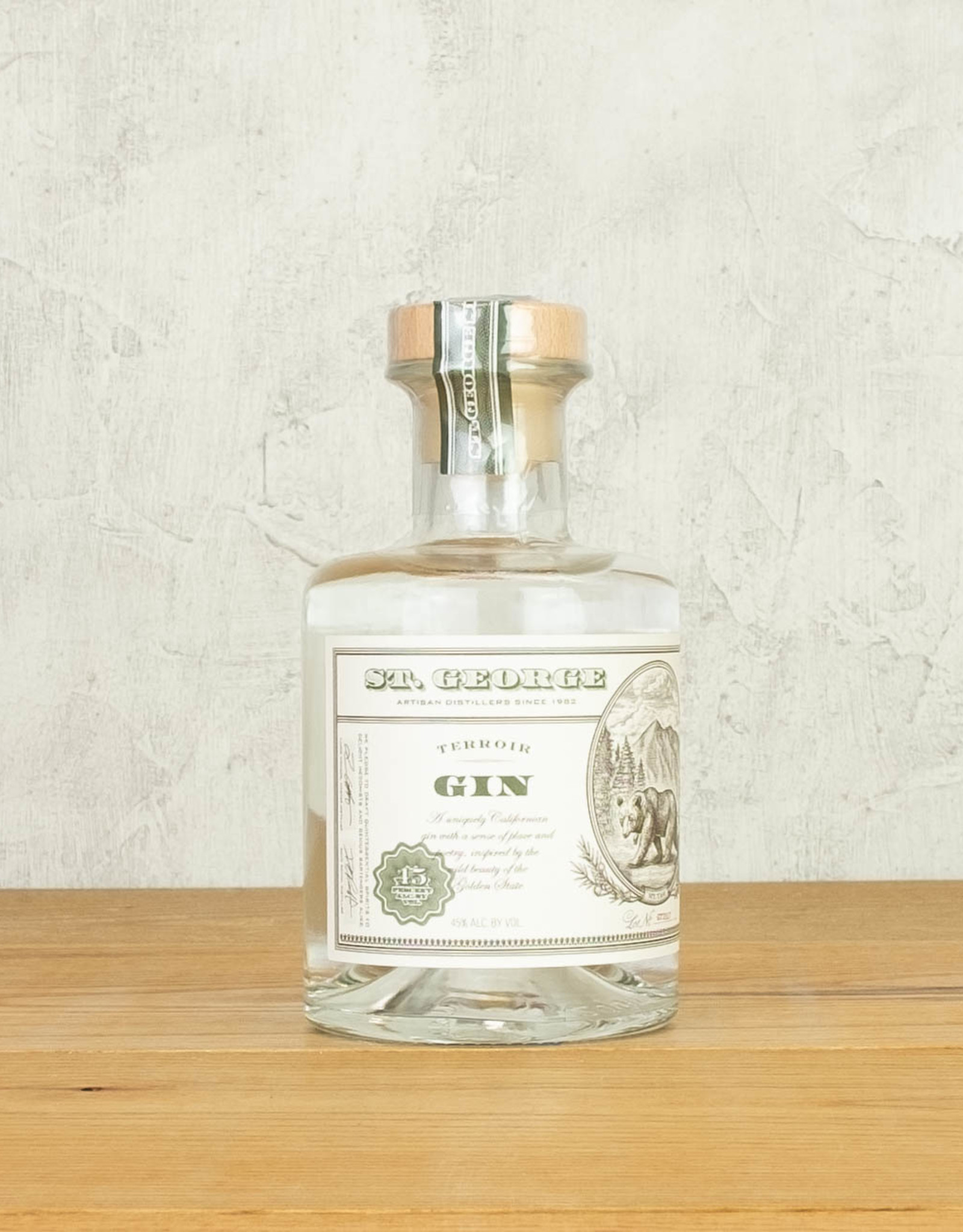 St George Terroir Gin 200ml
