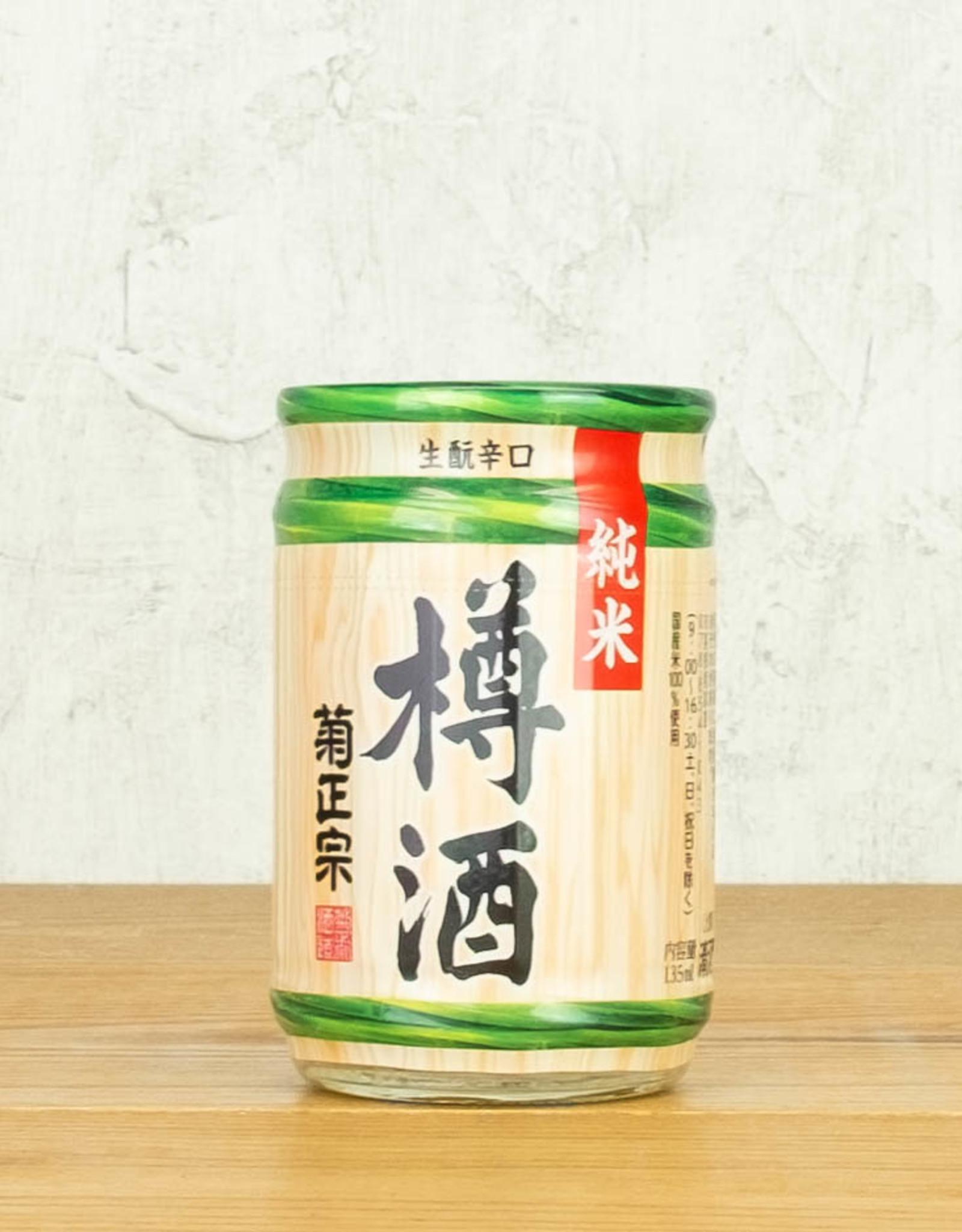 Kiku-Masamune Junmai Taru Sake 135ml
