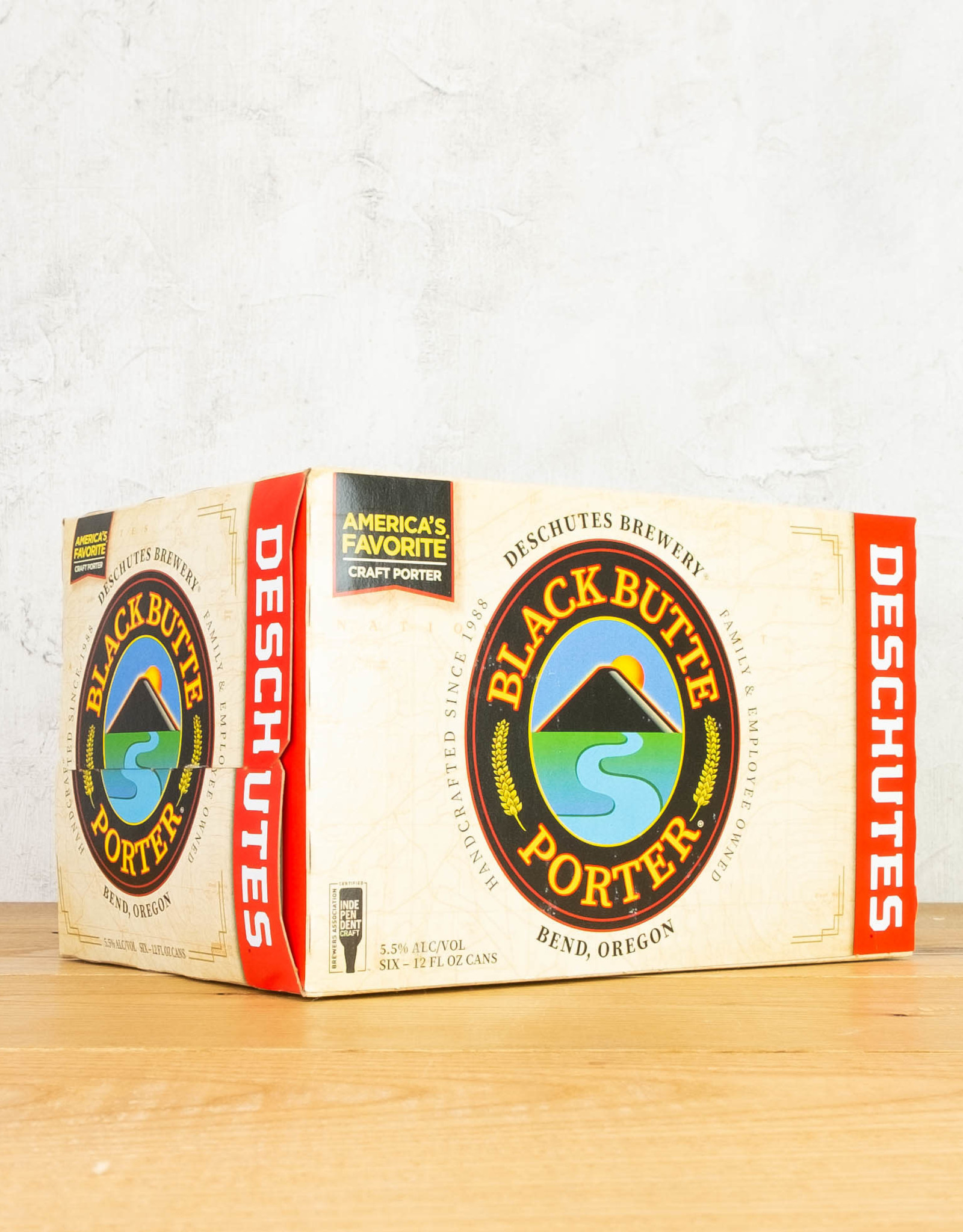 Deschutes Black Butte Porter 6pk