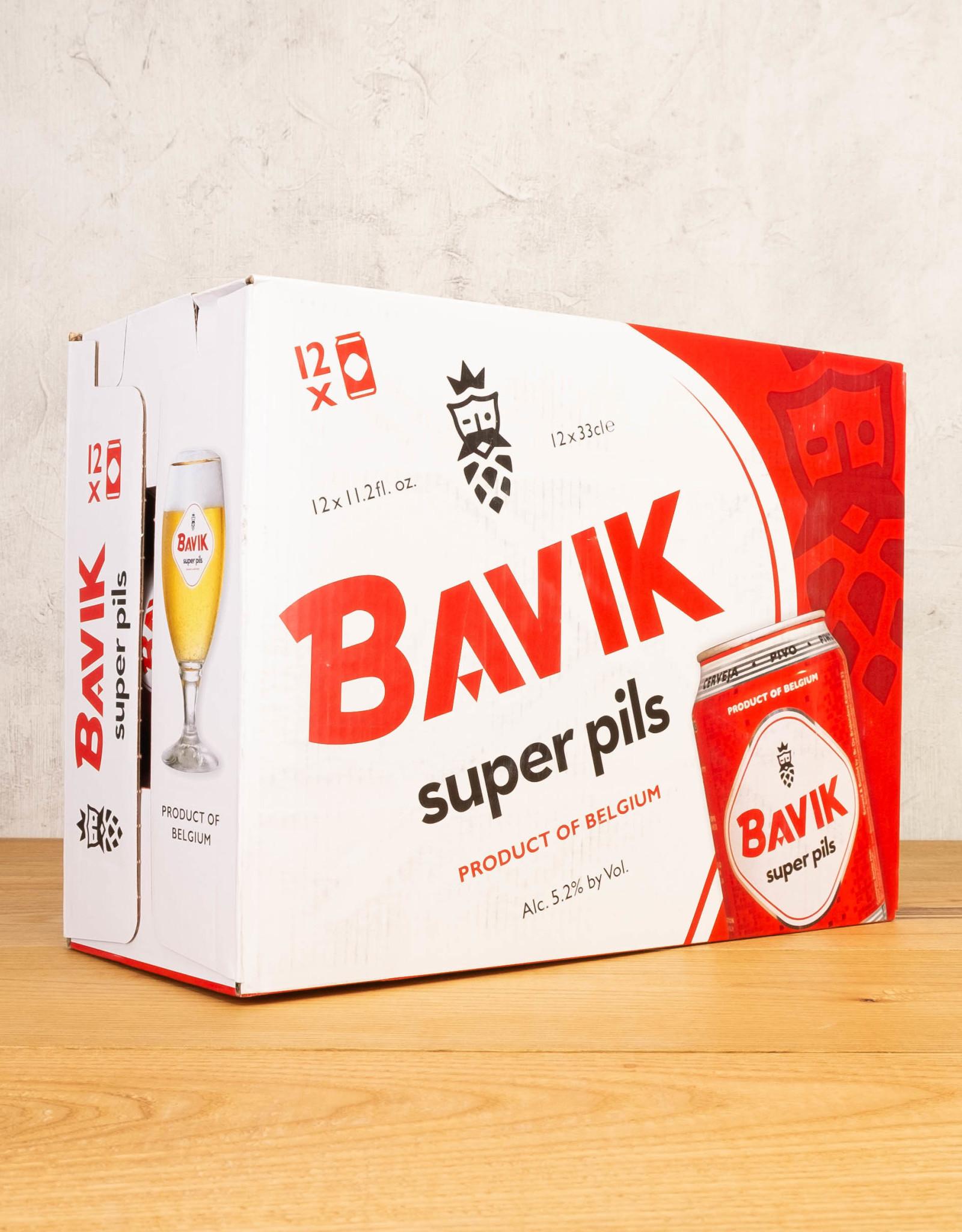 Bavik Premium Pilsner 12pk