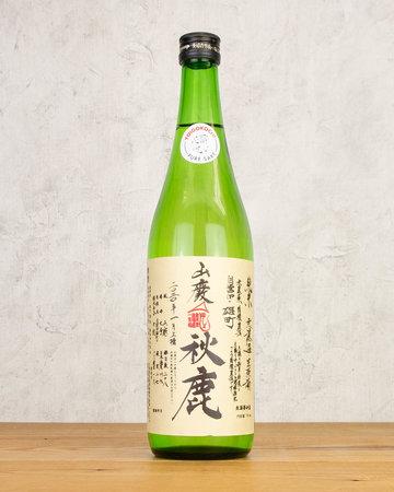 Akishika Omachi Junmai Ginjo Sake