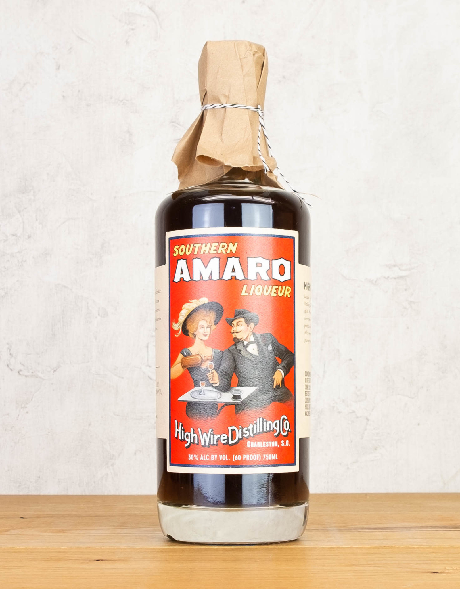 High Wire Distilling Co Southern Amaro