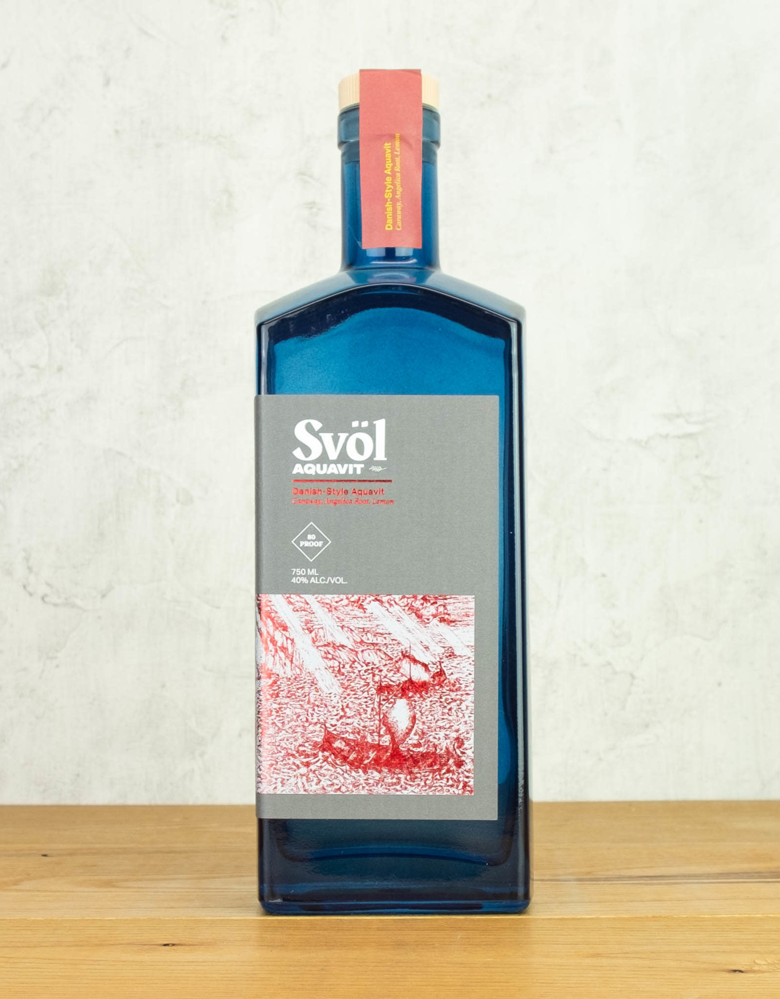 Svol Aquavit Danish