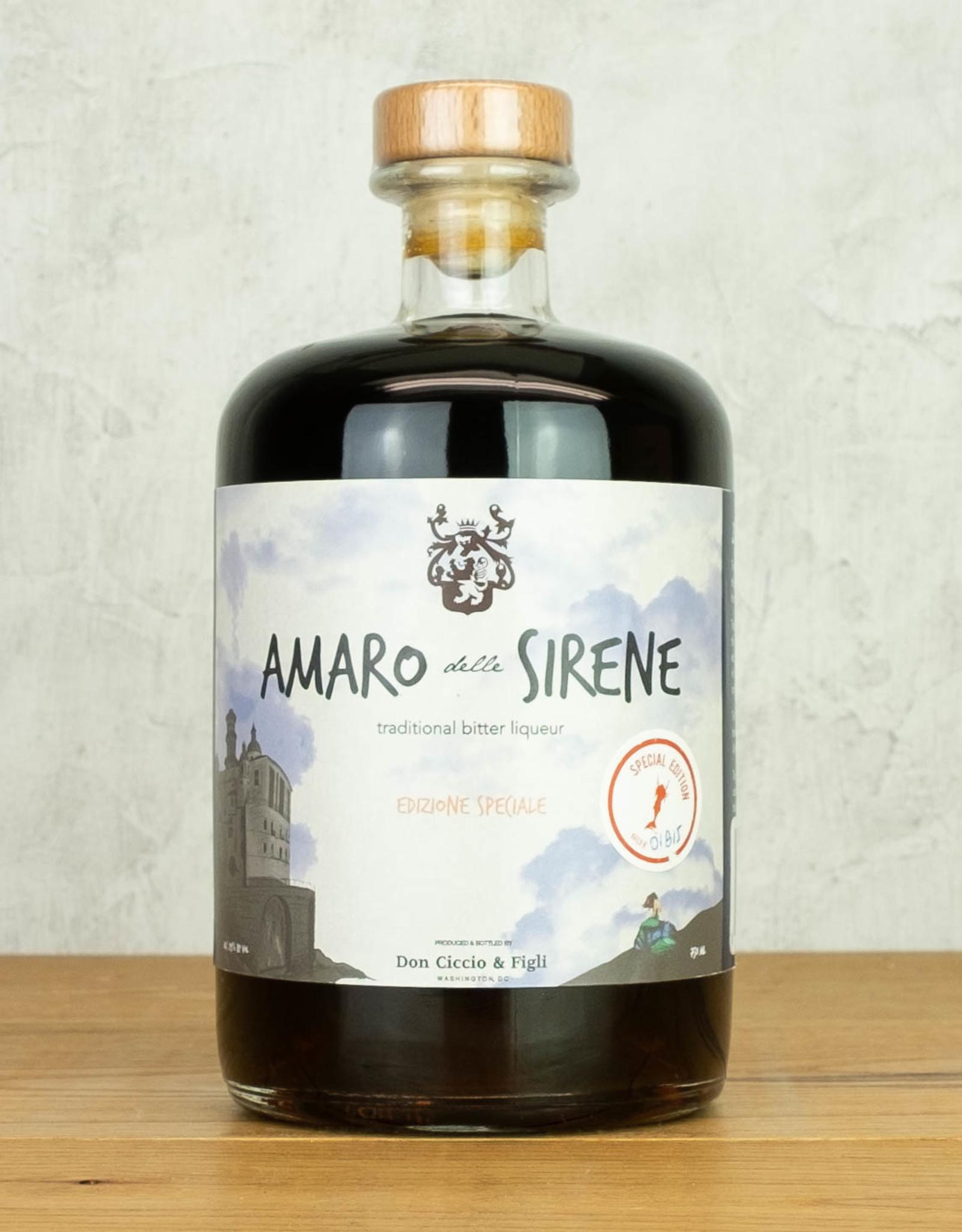 Don Ciccio & Figli Amaro Delle Sirene