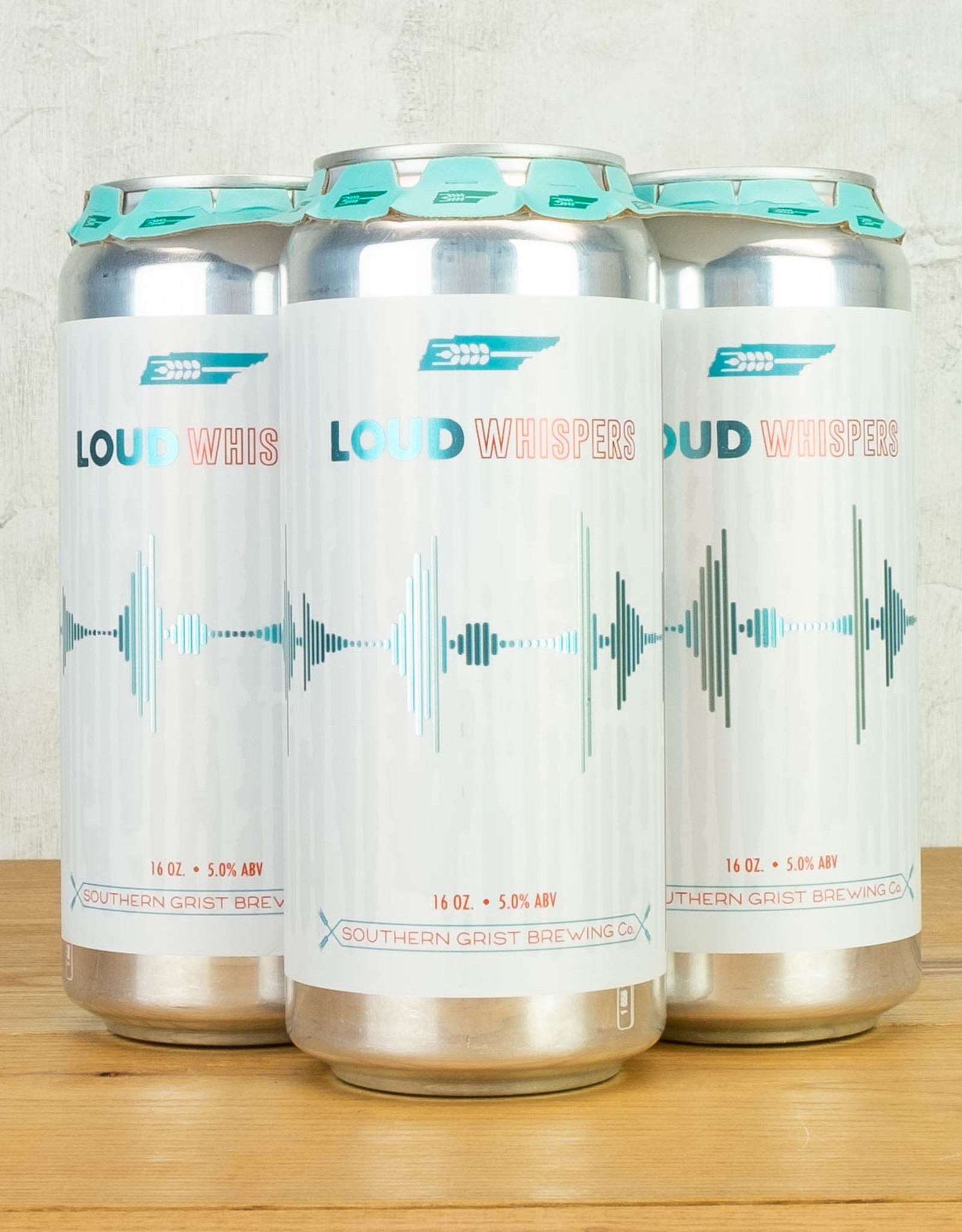 Southern Grist Loud Whispers 4pk