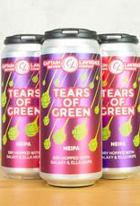 Captain Lawrence Tears of Green IPA 4pk