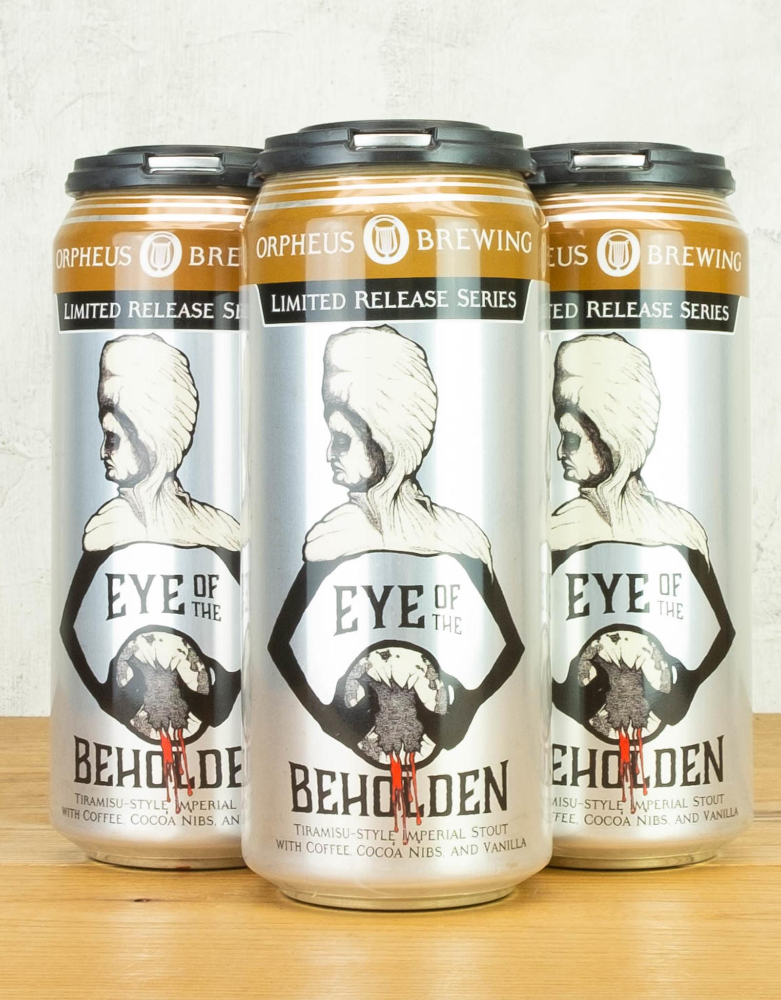 Orpheus Brewing Eye of the Beholden Imp Stout 4pk