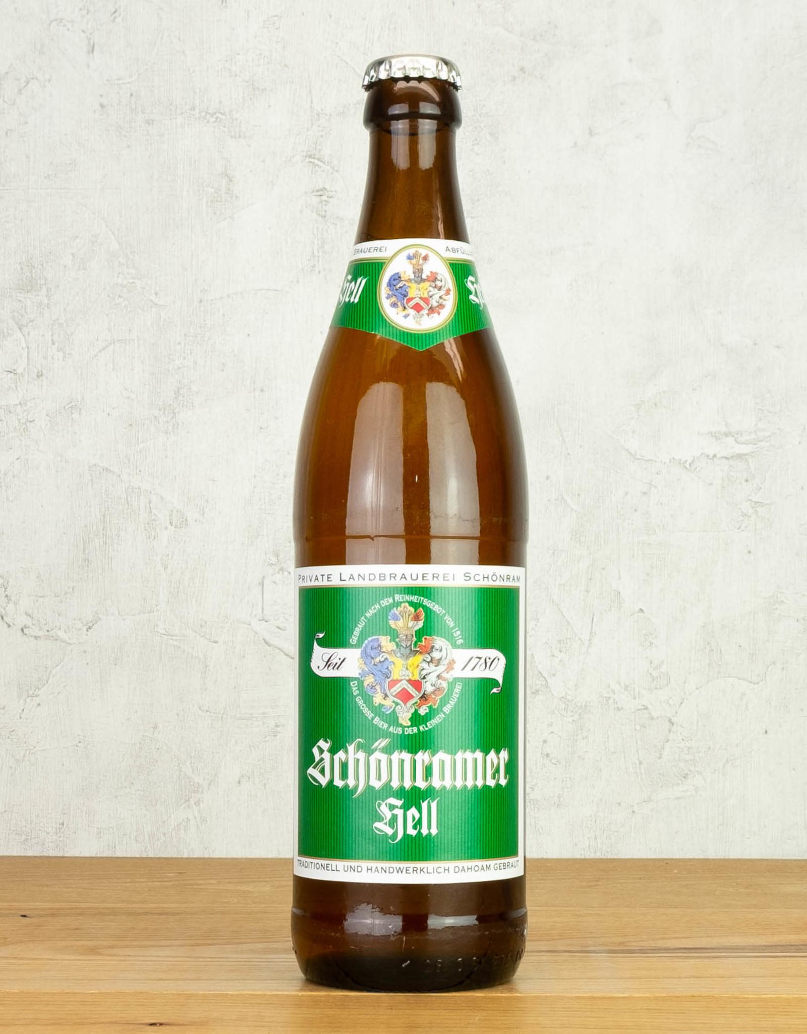 Schonramer Hell Single