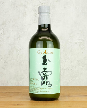 Gyokuro Tea Shochu