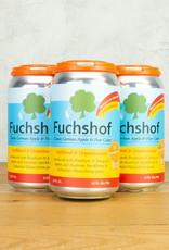 Fuchshof Apple & Pear Cider 4pk