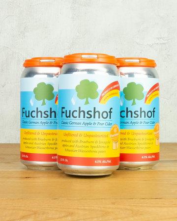 Fuchshof Apple & Pear Cider 4pk