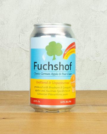 Fuchshof Apple & Pear Cider 4pk single