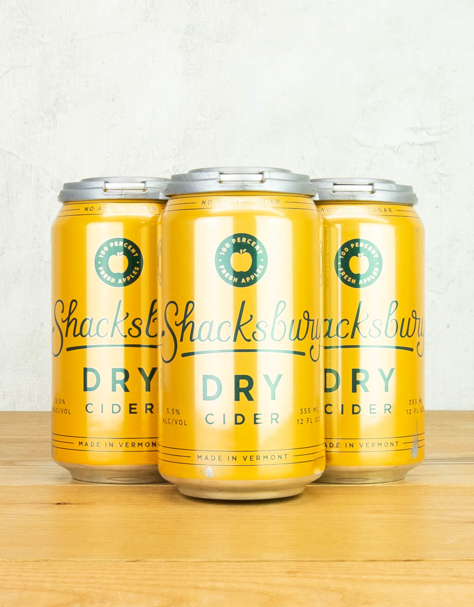 Shacksbury Dry Cider 4pk