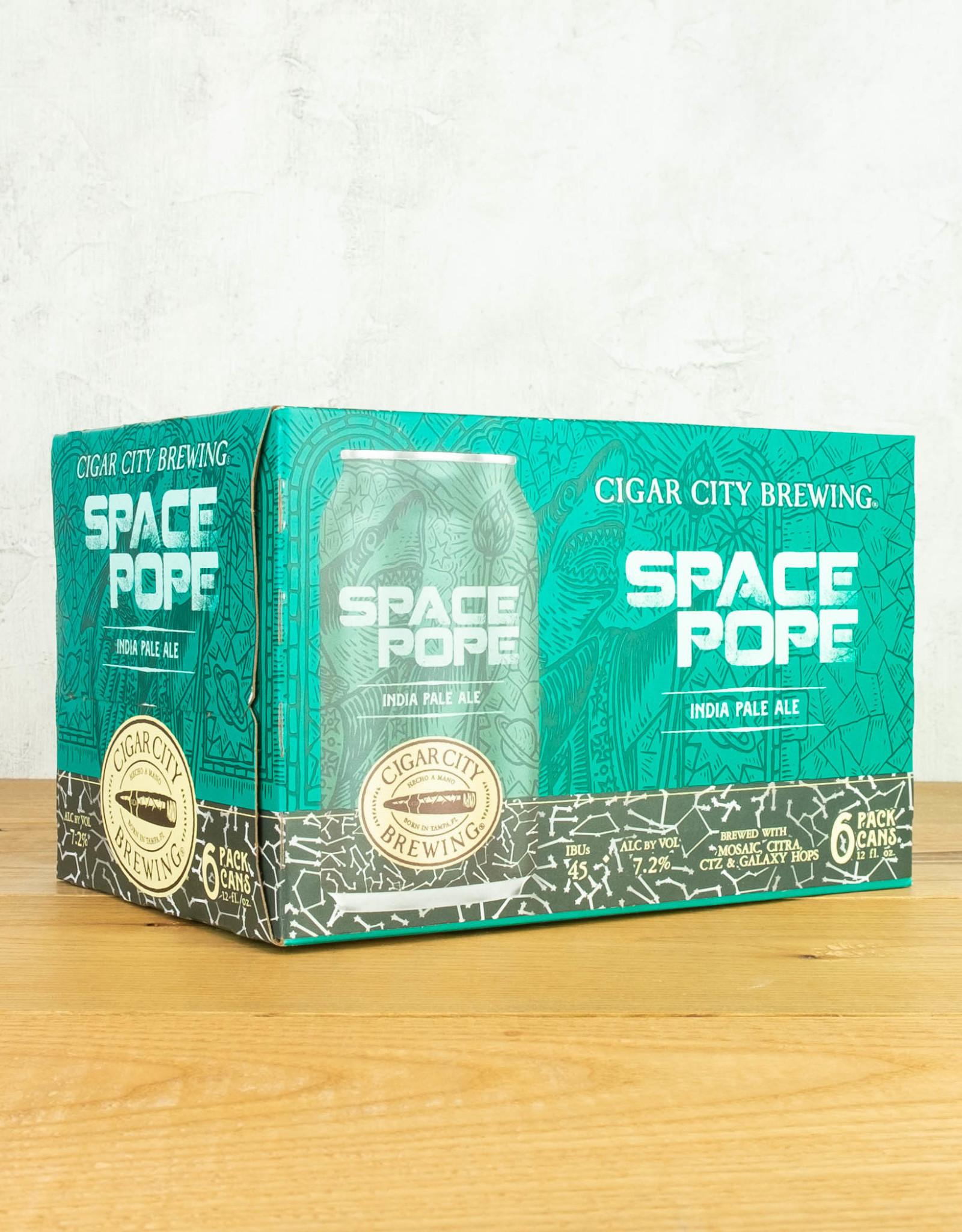 Cigar City Space Pope IPA 6pk