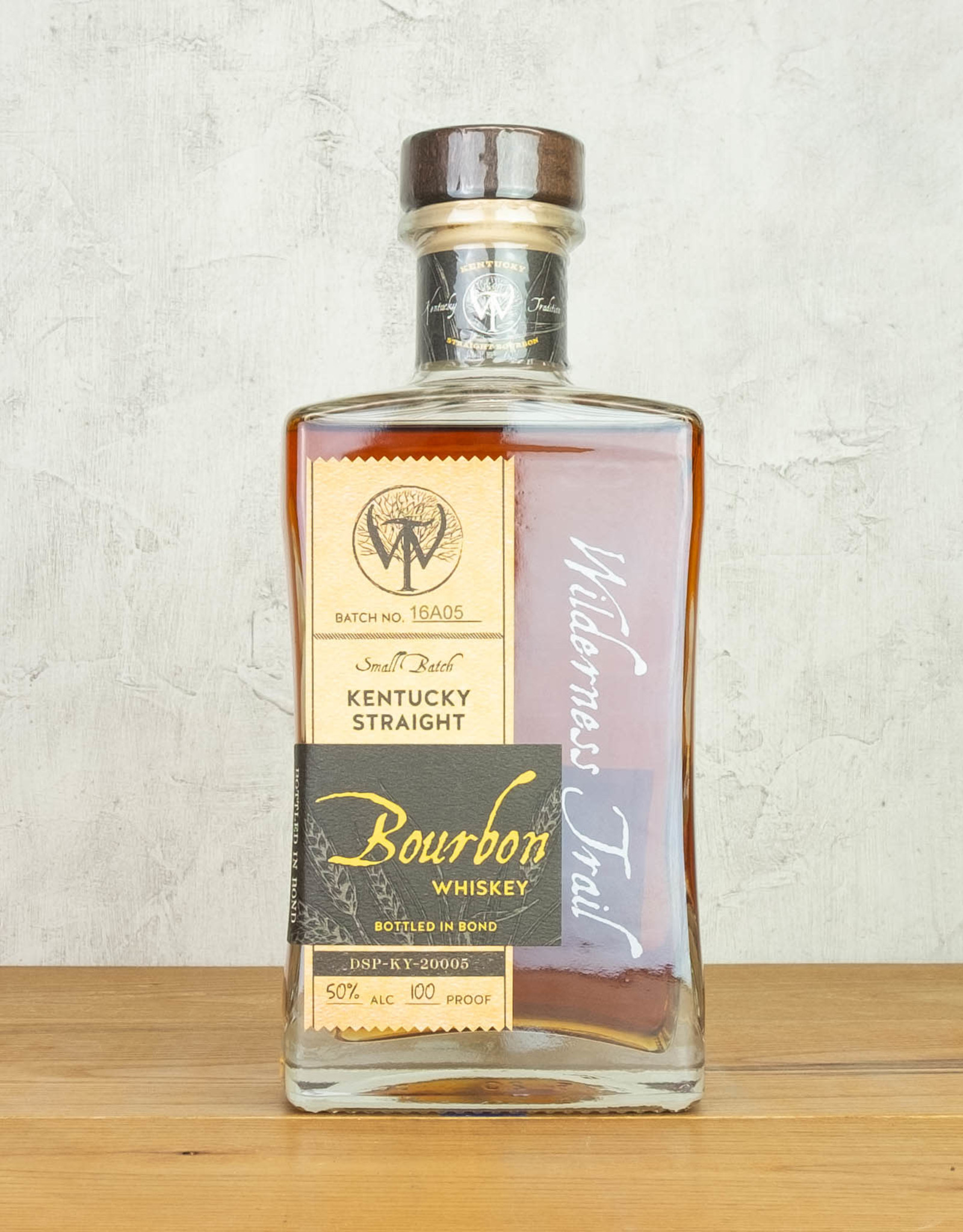 Wilderness Trail Bourbon Black Label