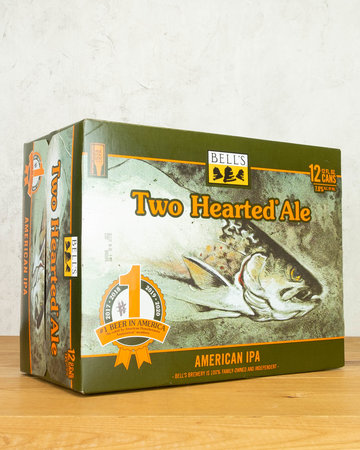 Bell's Brewing Two Hearted Ale 12pk