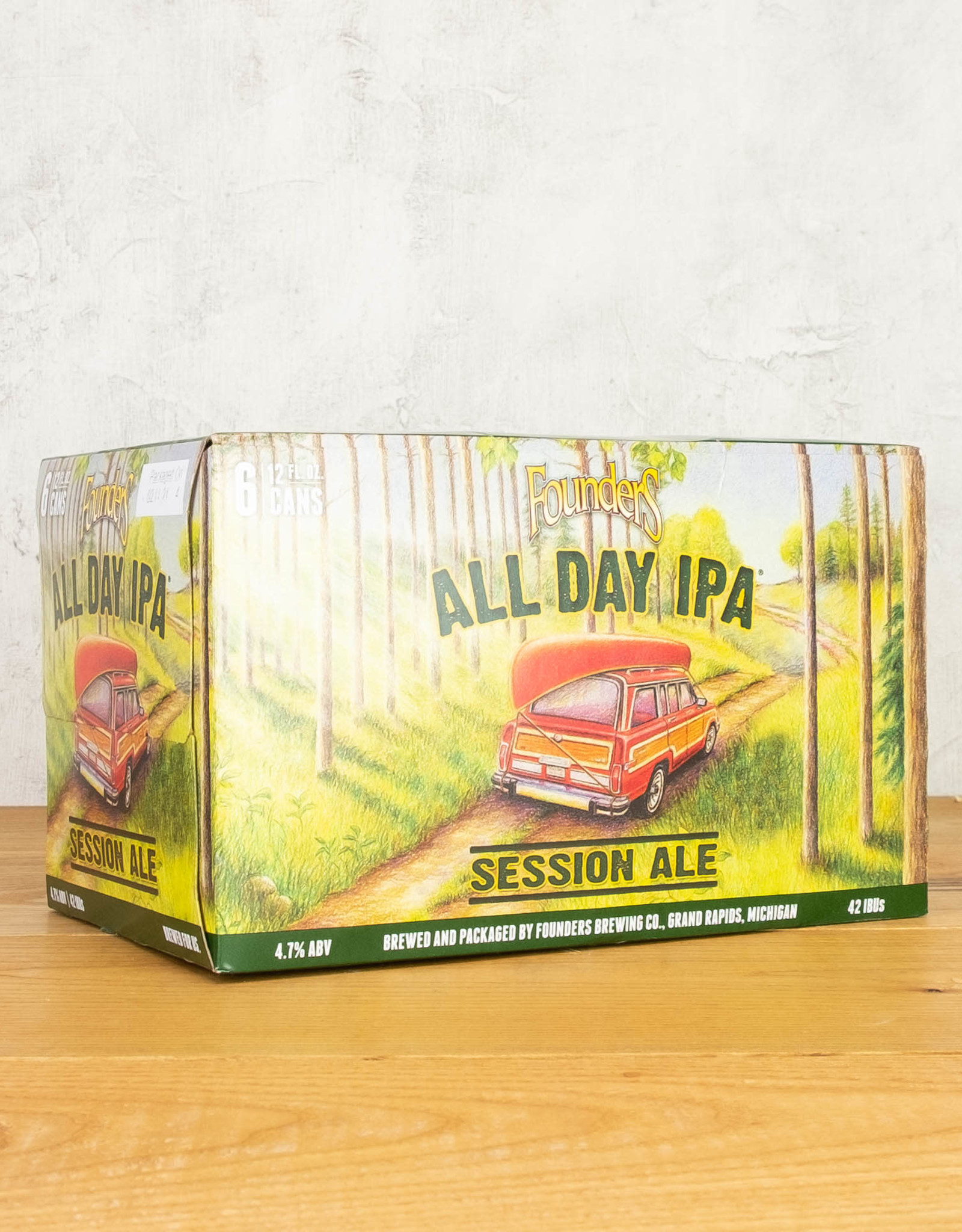 Founders All Day IPA 6pk Cans