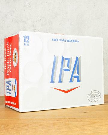Good People IPA 12 Pack