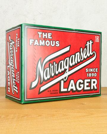 Narraganset Lager 12 pk