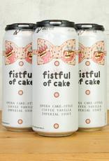 Monday Night Brewing Fistful of Cake Imp Stout 4pk