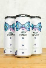 Monday Night Wolf Snacks DIPA  4pk