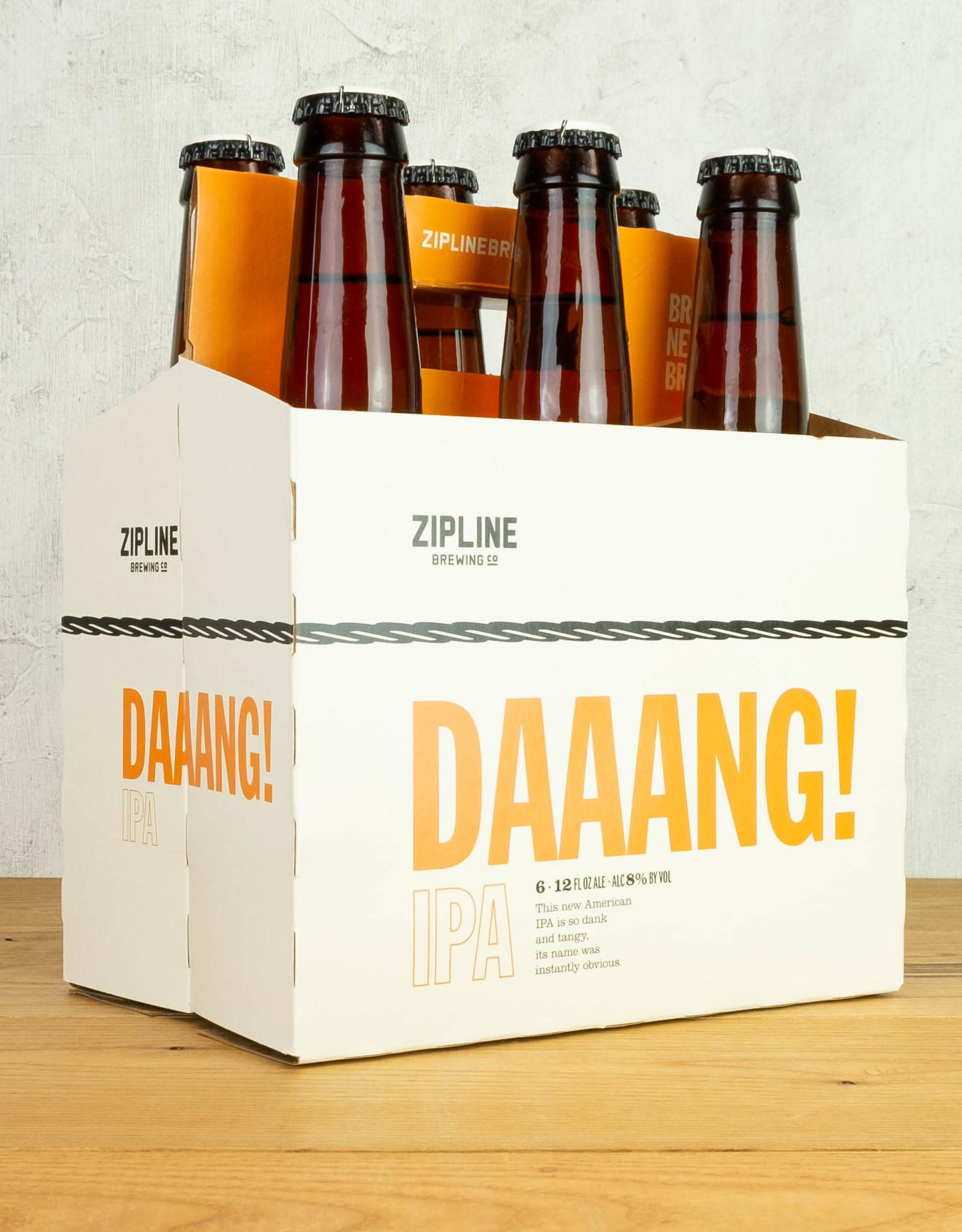 Zipline Brewing Daaang! IPA 6pk
