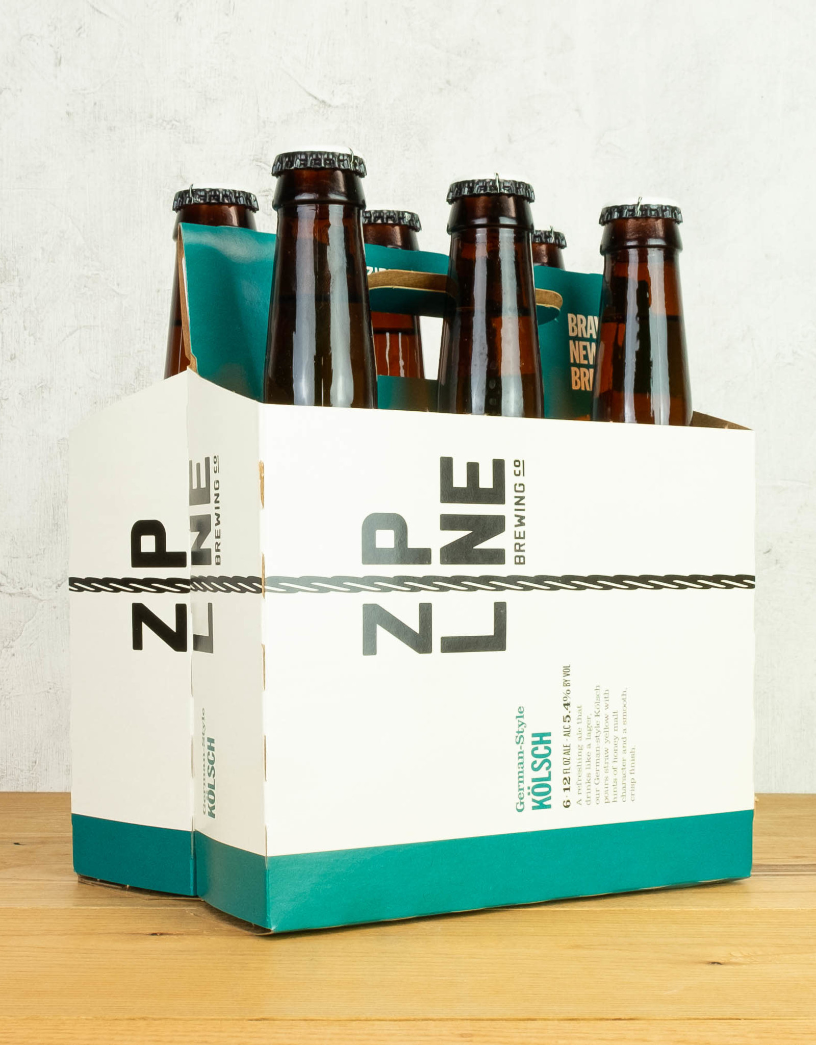 Zipline Brewing Kolsch 6pk