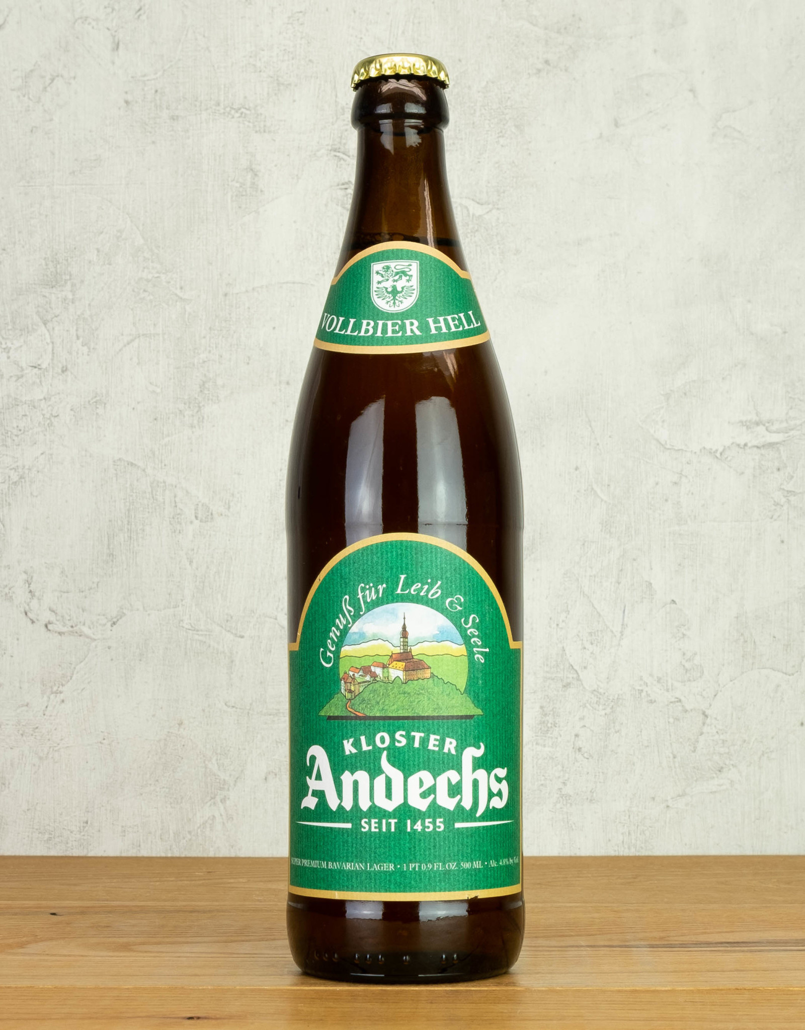 Kloster Andechs Vollbier Single
