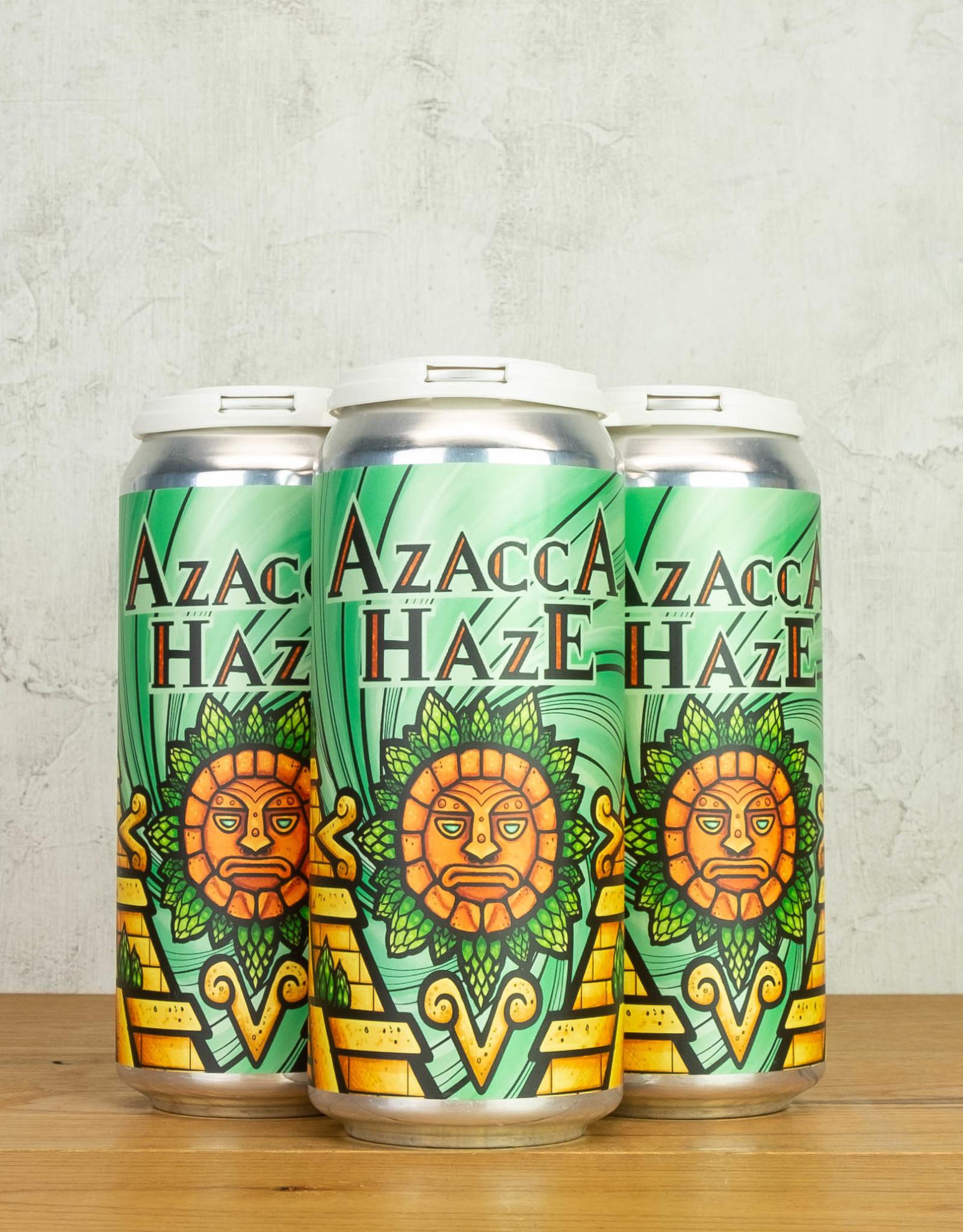 Pontoon Brewing Azacca Haze DIPA 4pk