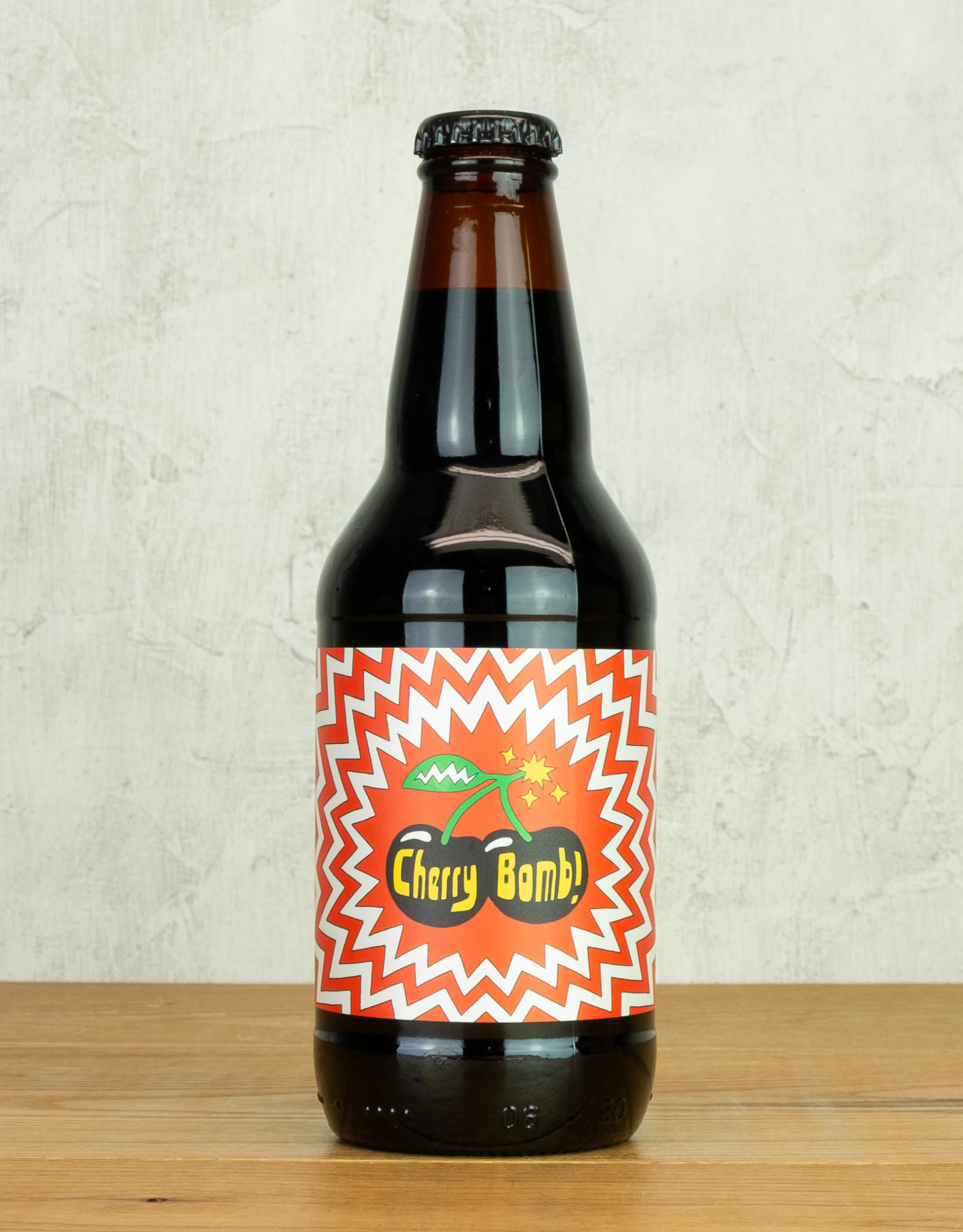 Prairie Cherry Bomb!