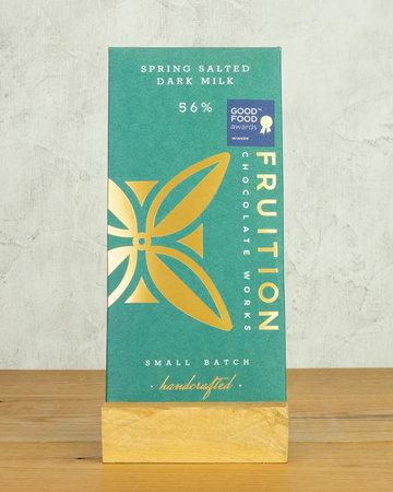 Fruition Salted Dark Milk 56%
