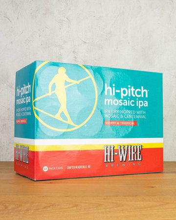Hi-Wire Brewing Hi-Pitch IPA 12pk