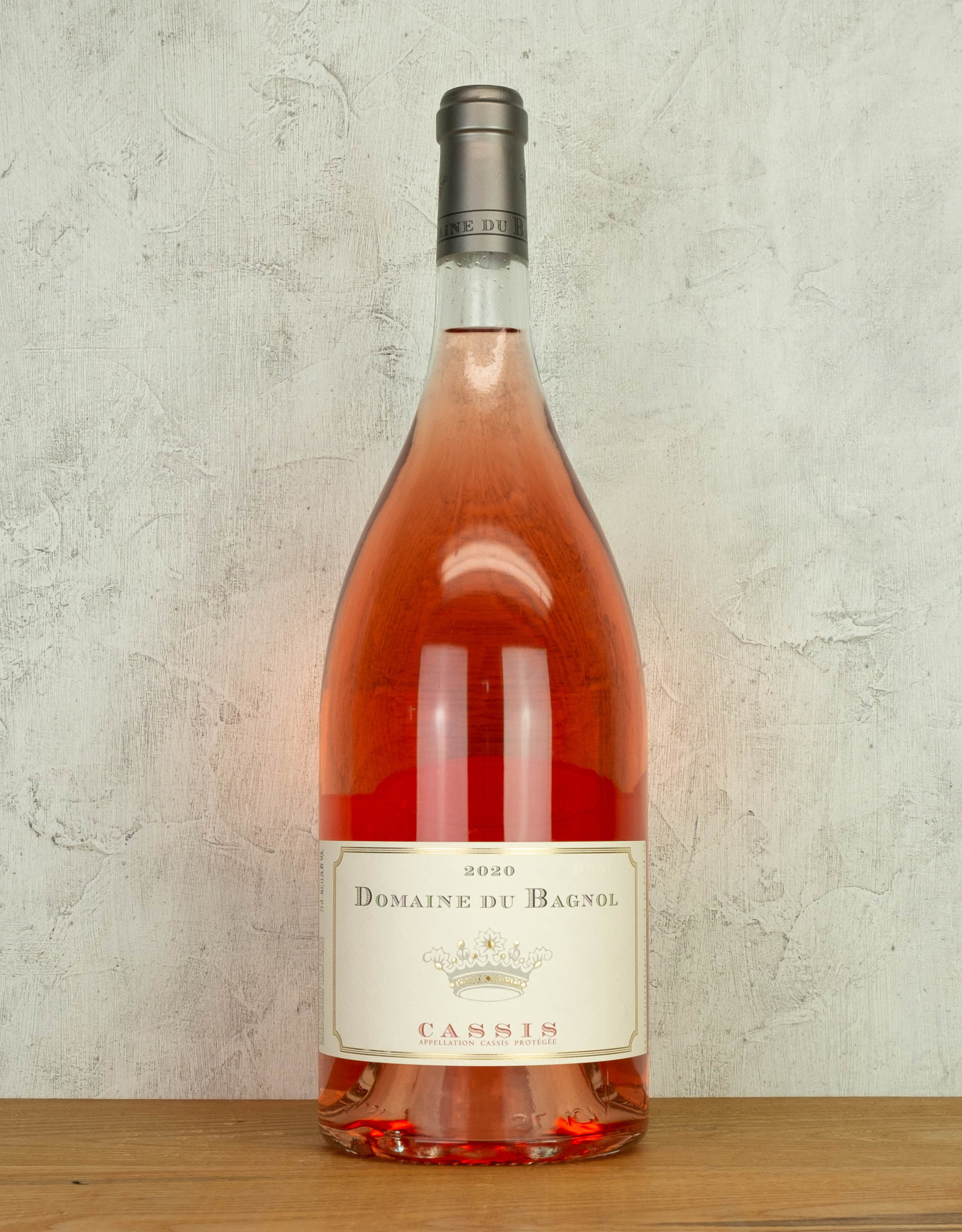 Domaine du Bagnol Cassis Rose 1.5L