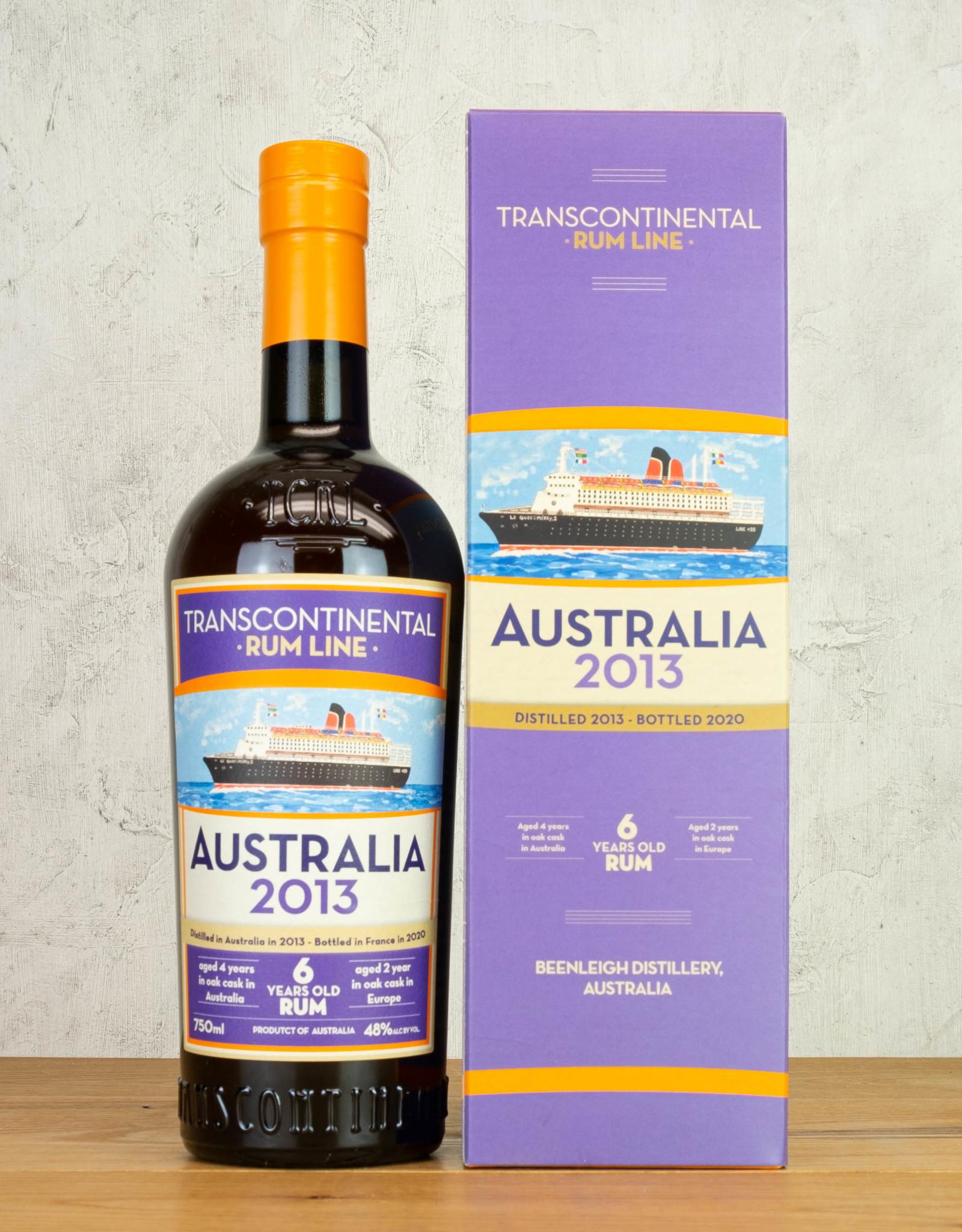 Beenleigh Distillery Transcontinental Rum Line 6 Year
