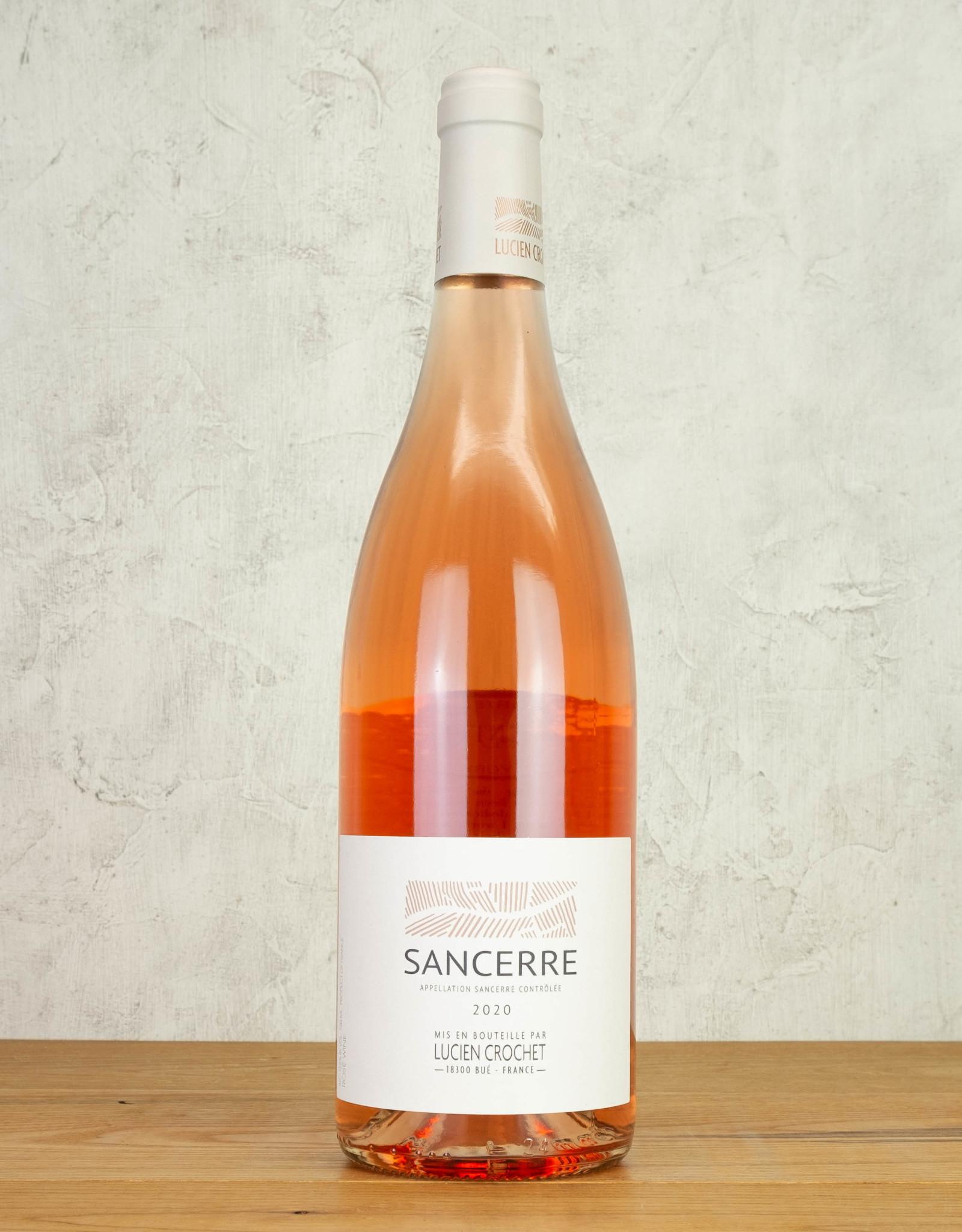 Lucien Crochet Sancerre Rose