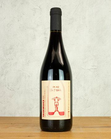 Laurent Lebled On Est Su L'Sable Vin De France