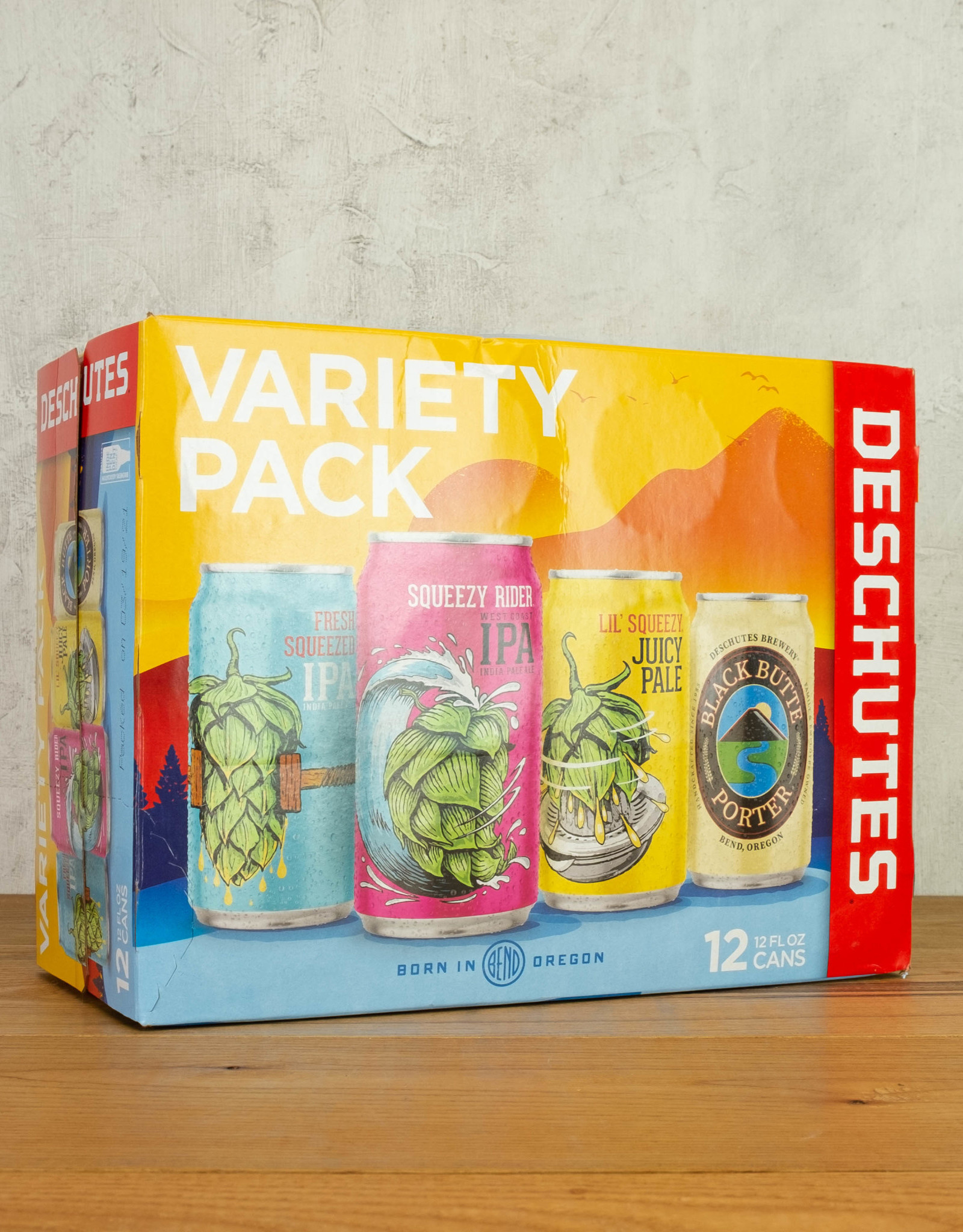 Deschutes Variety 12pk