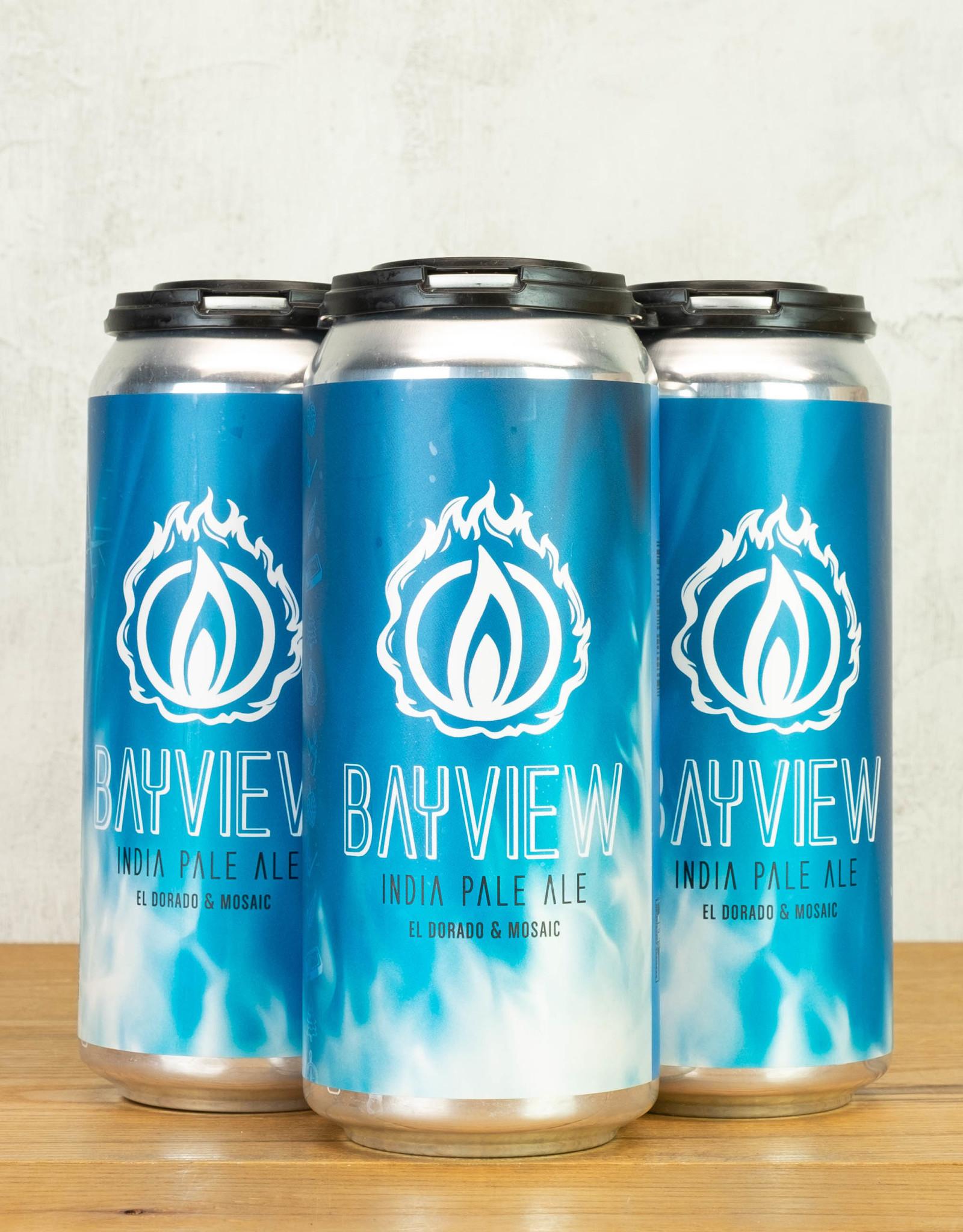 Blaze Brewing Bayview IPA 4pk