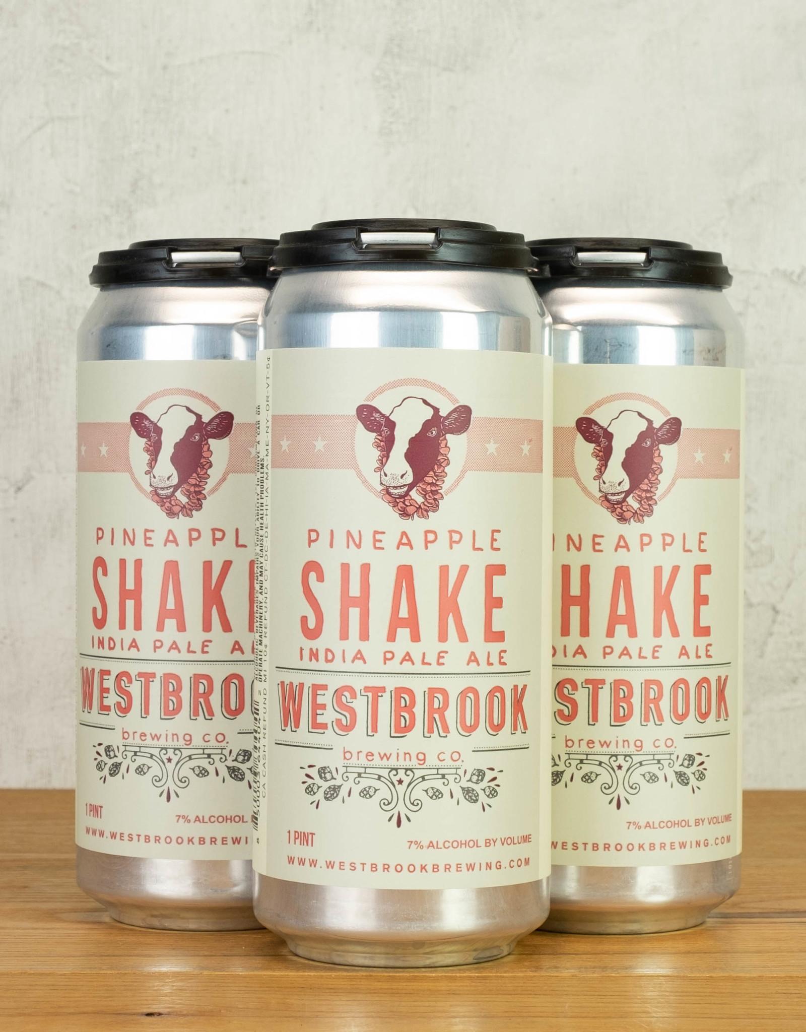 Westbrook Pineapple Shake IPA 4pk