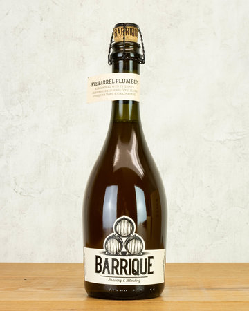 Barrique Brewing Rye Barrel Plumbus 500ml
